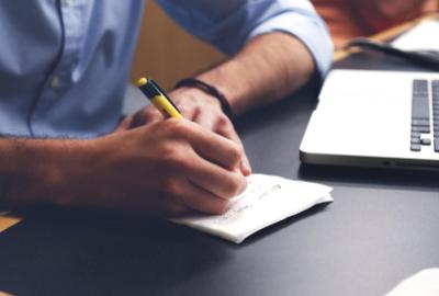 Why Writing Down Goals Increases Your Chances Of Achieving Them