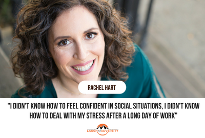 Taking A Break From Alcohol, Coping With Emotions, And Building Confidence with Rachel Hart
