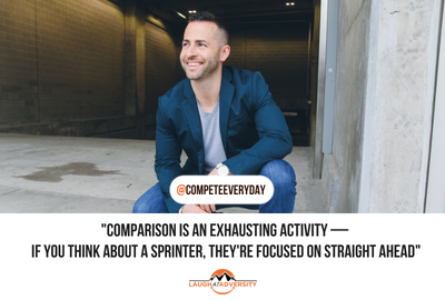 Compete Every Day And Getting Out Of Your Comfort Zone with Jake Thompson
