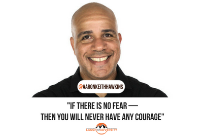 Doing What Scares You To Achieve Unbreakable Success with Aaron Keith Hawkins